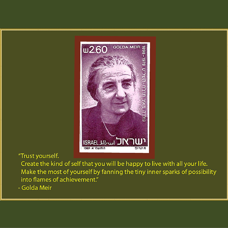 Golda Meir: Flames of Achievement