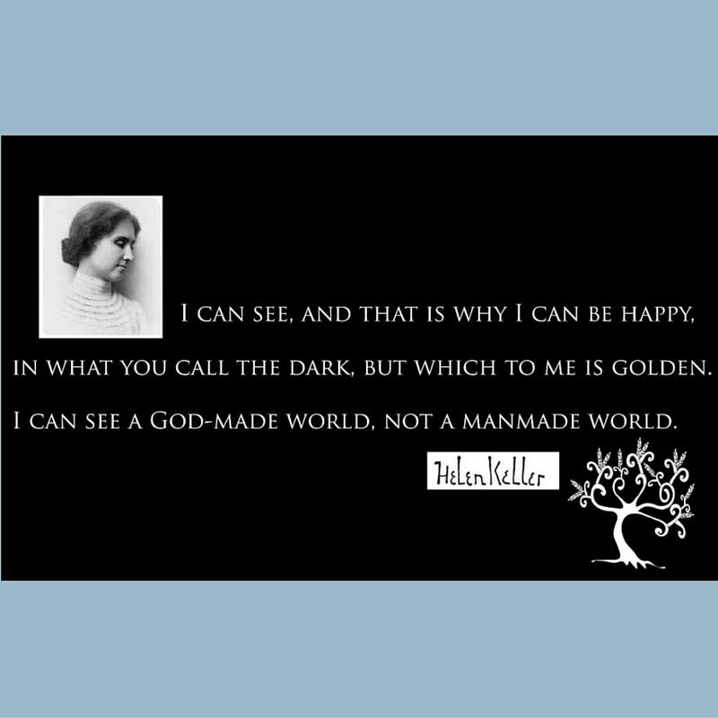 Helen Keller: Light in the Dark