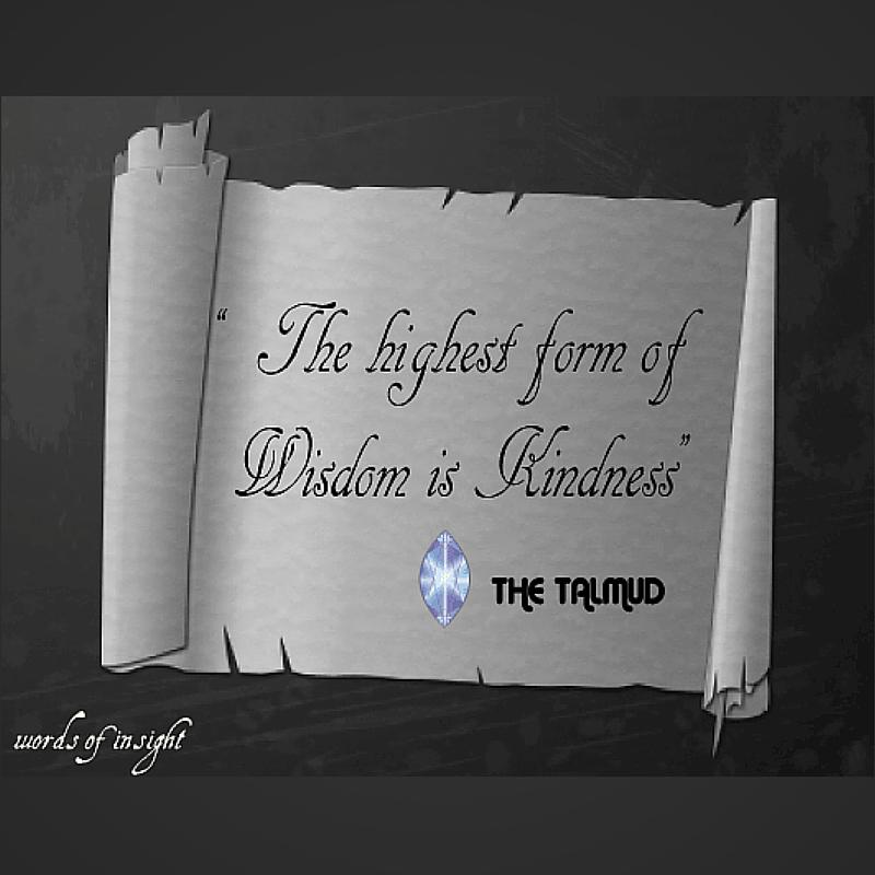 Talmudic Wisdom